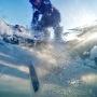 По льду как по маслу: на челябинских озёрах вырезали купели для крещенских купаний