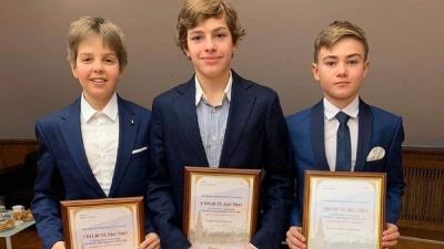 Пермский школьник стал первой ракеткой России