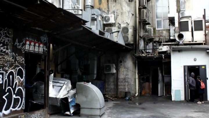 Шесть ресторанов на Советской приостановили работу из-за пожара