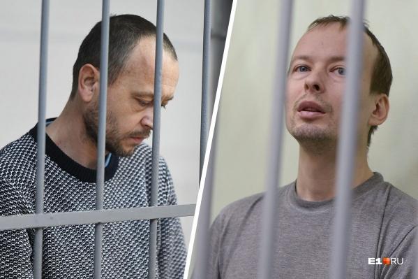 Оба они обвиняются в совершении тяжких преступлений