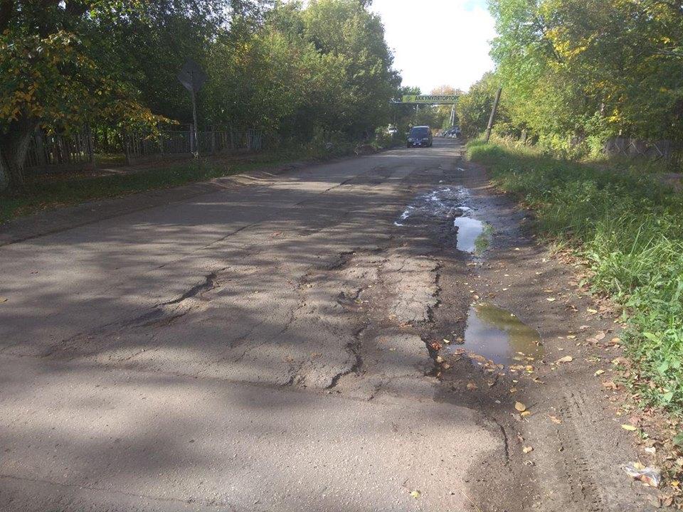 Дорога на Автозаводе дождалась ремонта