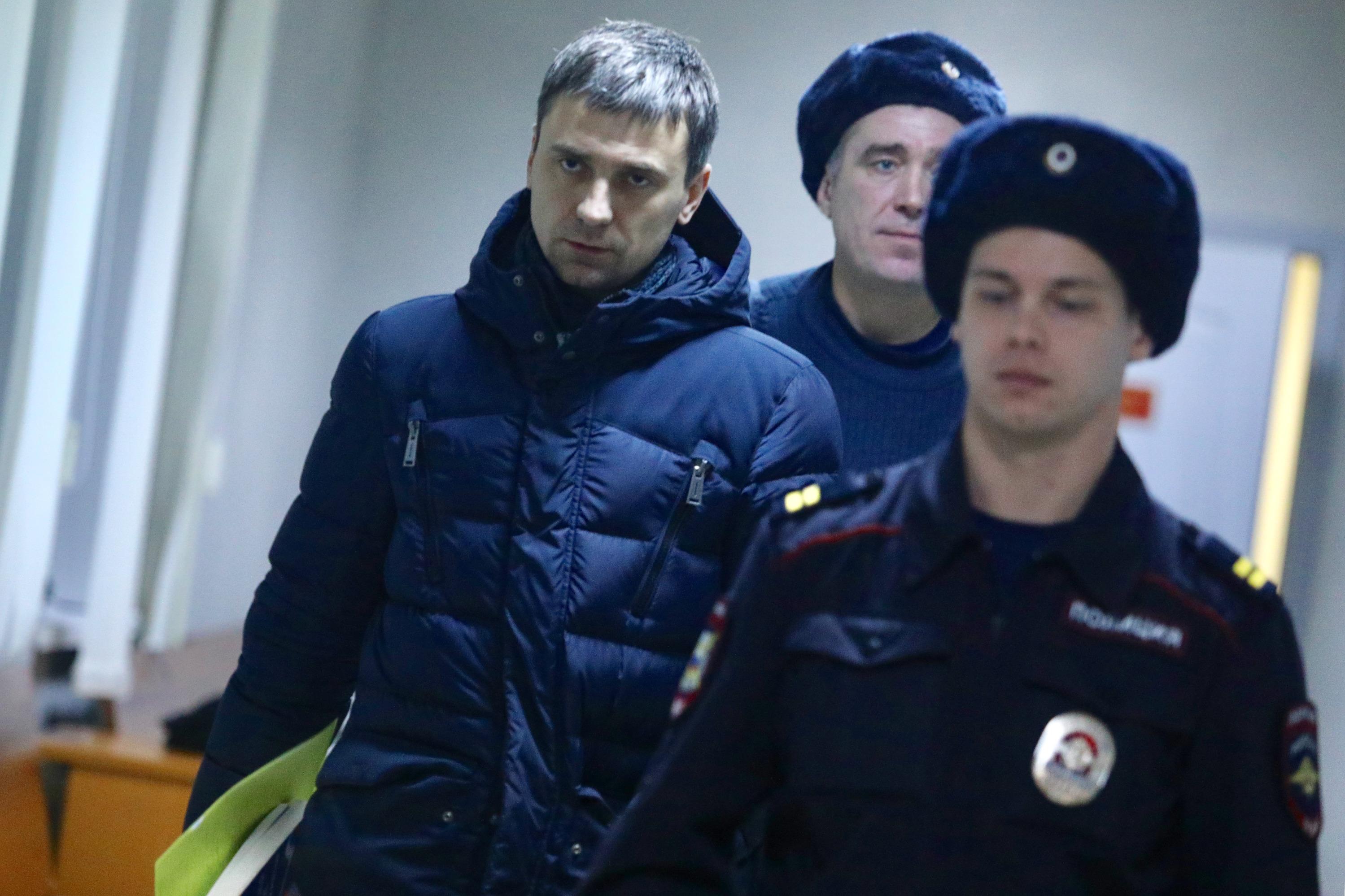 Владислава Вострецова Ленинский суд также отпустил под домашний арест