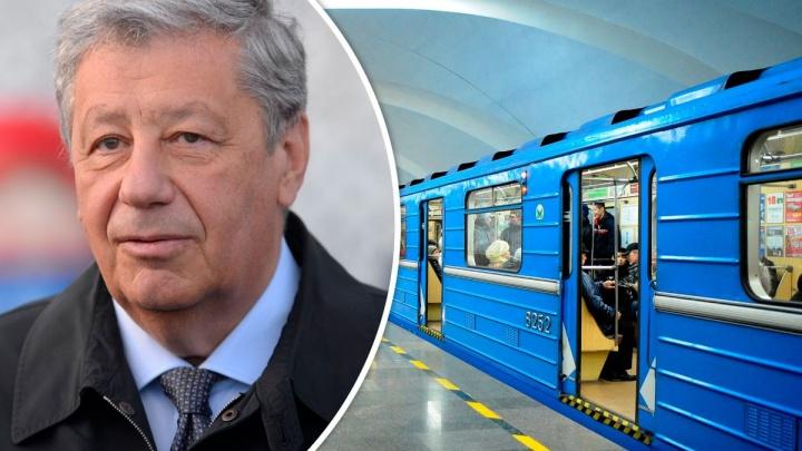 «Это более перспективно»: Чернецкий предложил провести вторую ветку метро на Юго-Запад, а не на ВИЗ