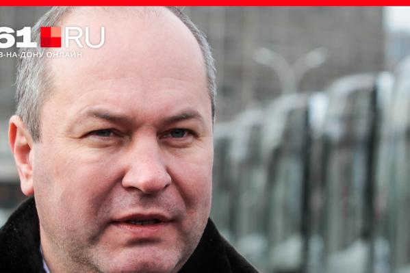 Виталий Кушнарев не одобряет стремление горожан собираться вместе