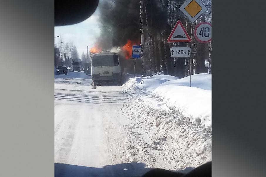 Пожарные отреагировали на ЧП на Гагарина оперативно