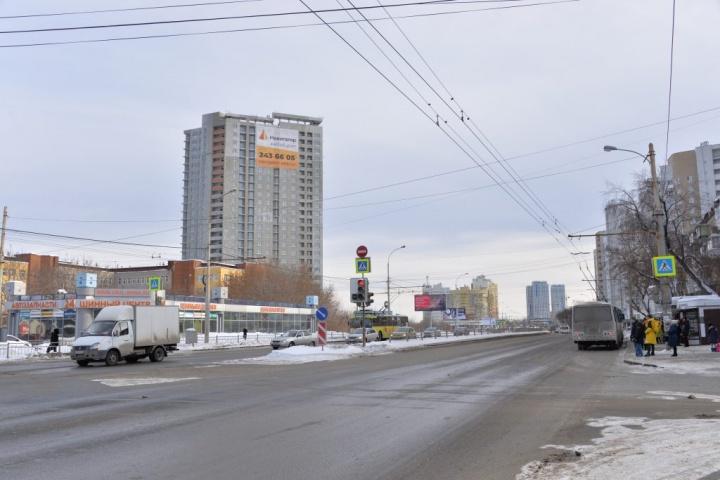 Специально для жителей «Навигатора» будет построен дублер улицы Щербакова