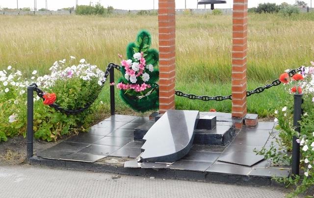 И снова вандалы: в Лебяжьем разрушены памятники на Аллее Славы
