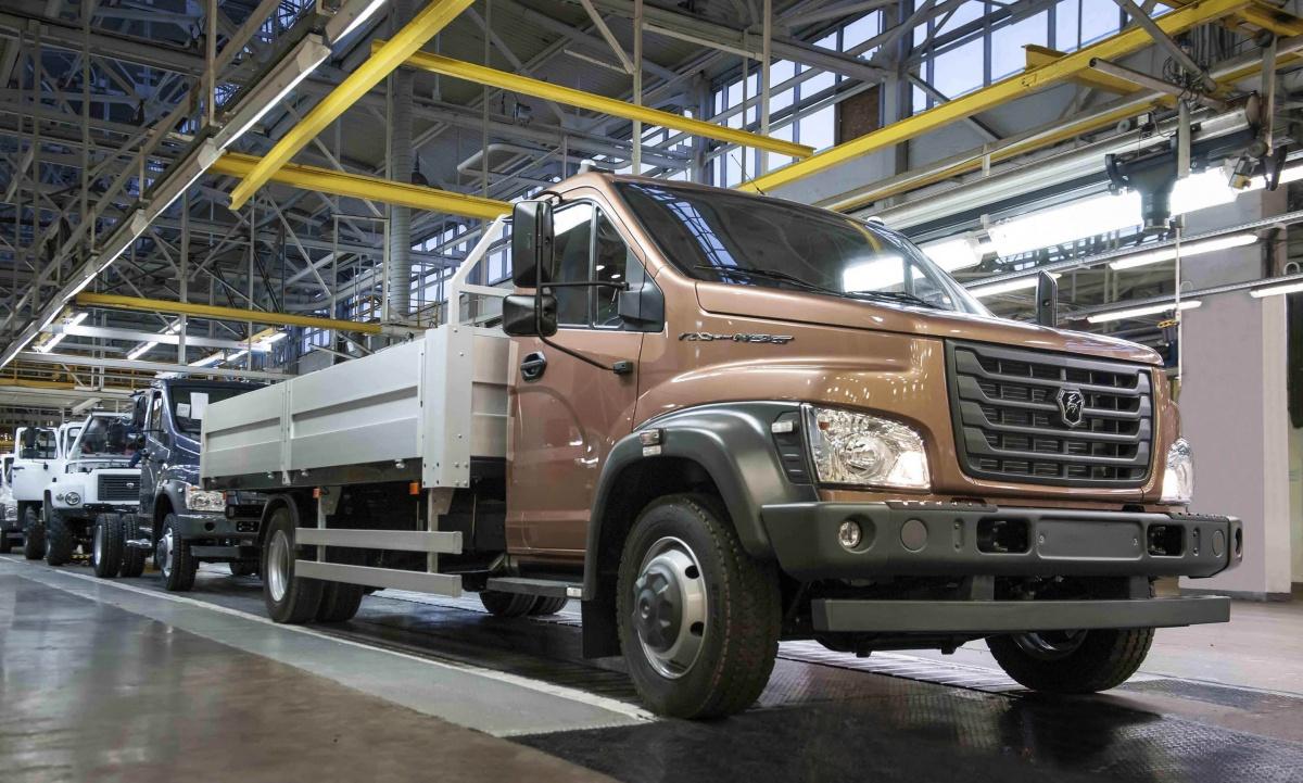 Завод ГАЗ, где Путин объявил освоем самовыдвижении, приостановил свое производство