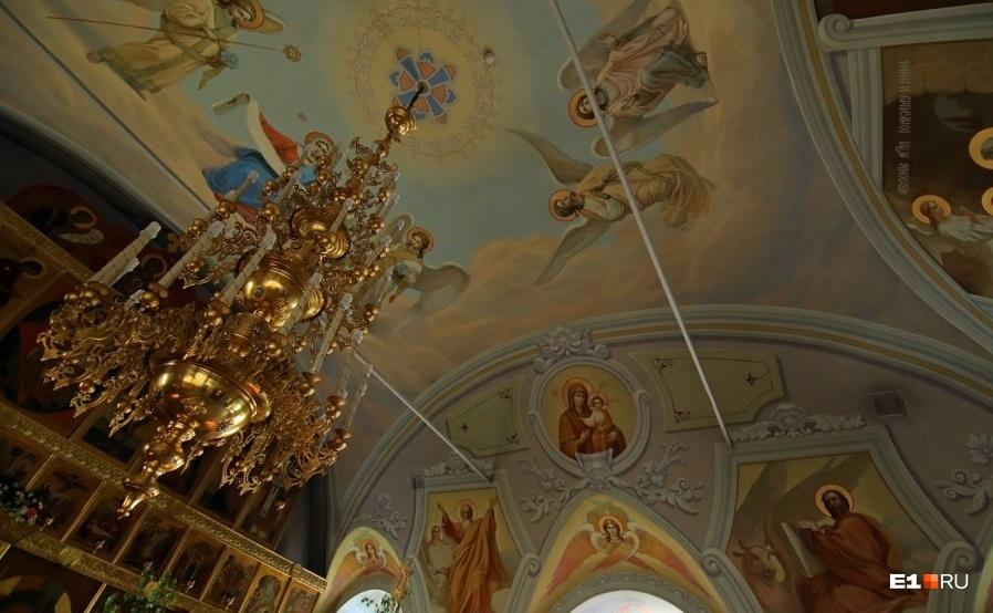 После советского периода церкви понадобилась длительная реставрация