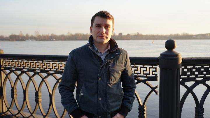 Ярославец спас двоих детей, провалившихся в парке под лед