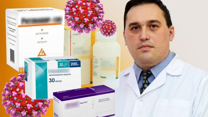 «Есть только три препарата, остальное — пиар»: инфекционист — о том, что спасет от коронавируса