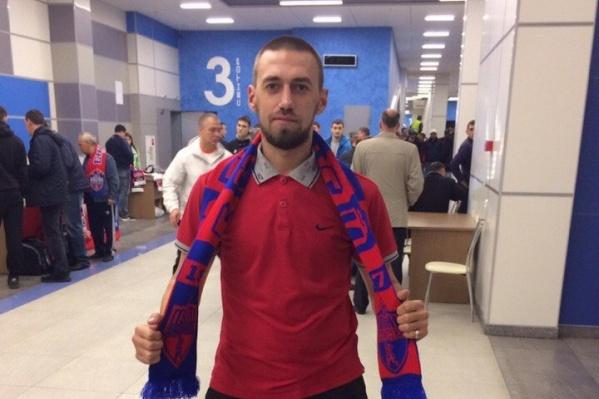 30-летний Эдуард Самышкин погиб во время драки футбольных болельщиков на школьном стадионе в Заельцовском районе Новосибирска