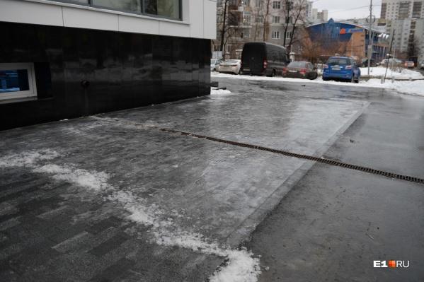 Вероятнее всего, завтра улицы в Екатеринбурге превратятся в каток