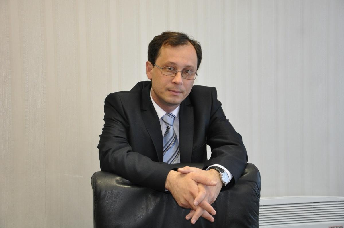 Технический директор ОАО «Новосибирскэнергосбыт» Александр Михайлишин