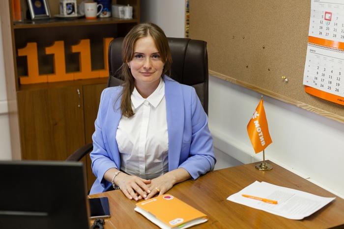 Екатерина Хворостова, директор по маркетингу оператора «Мотив»