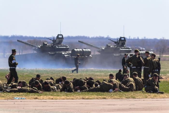 Военные тренировки пройдут с 25 по 28 июня, будут задействованы 35 полигонов