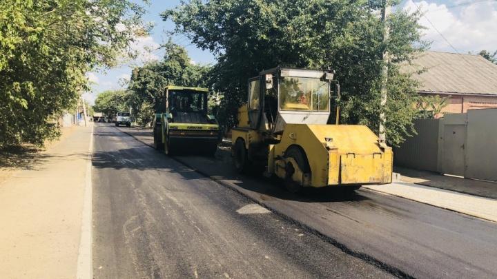 Неожиданно, но факт: ростовская администрация пообещала закончить ремонт одной из улиц раньше срока