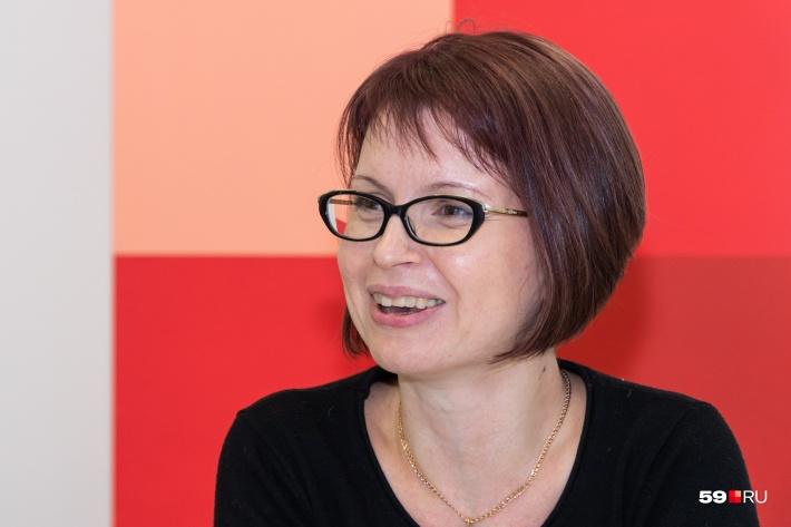 Ирина Лютова сохраняет позитивный настрой, несмотря на трудности на работе