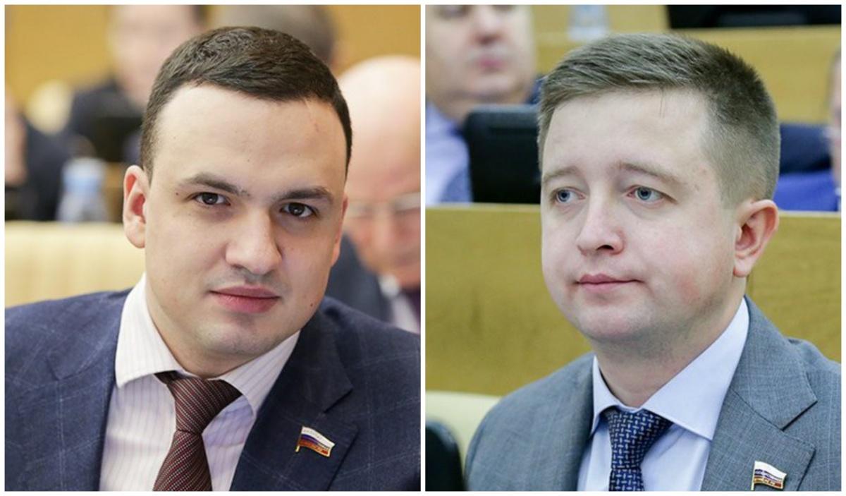 Дмитрий Ионин и Игорь Торощин