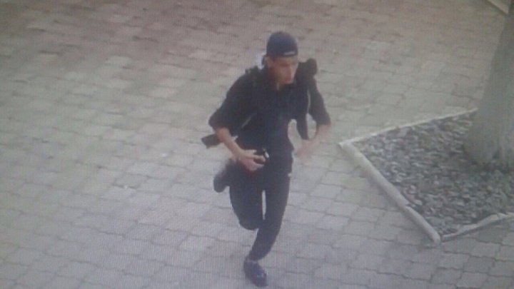 В Уфе разыскивают грабителя