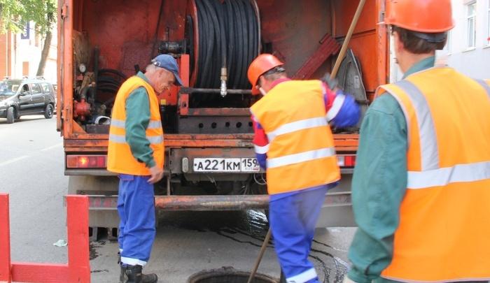 Малыши-жирберги парализуют пермскую канализацию: «Новогор» нашел виновных в засорах