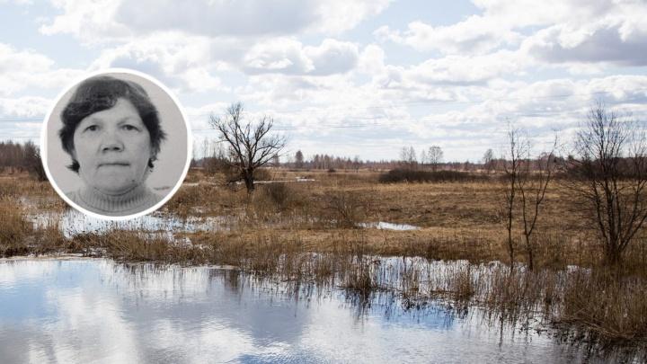 В Ярославской области женщину, которая пропала две недели назад, нашли мёртвой