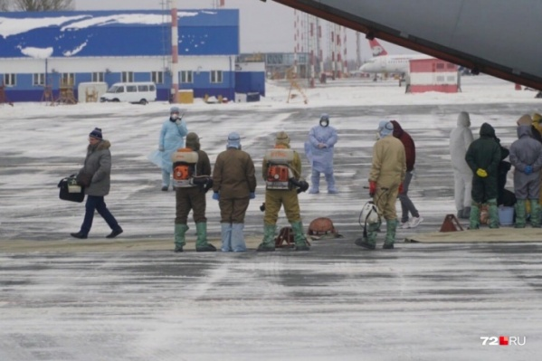 Эвакуированные из Китая прибыли в Тюмень 5 февраля. Если у них не будет признаков коронавируса и плохого самочувствия, то они разъедутся по домам в конце этого месяца