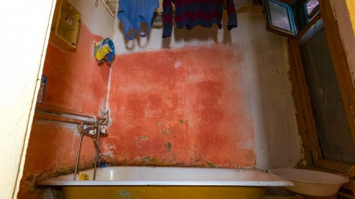 «Вынес ванну и газовую плиту»: в Кургане полиция задержала вора