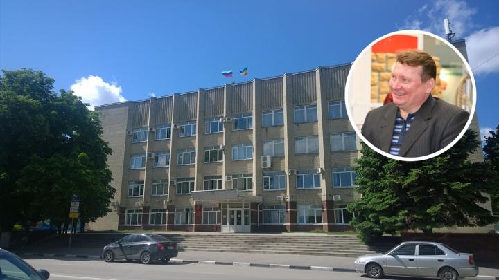 Глава Азовского района подал в отставку