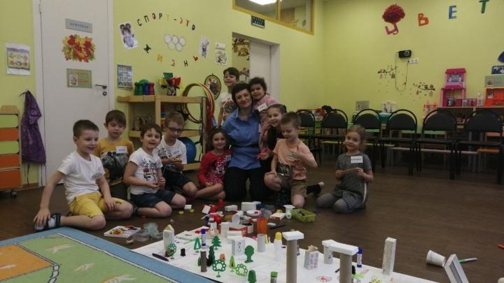 Воспитатель детсада в Ленинском районе претендует на звание лучшего в стране