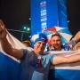 Россия победила Египет: смотрим, как этому радовались в Ростове
