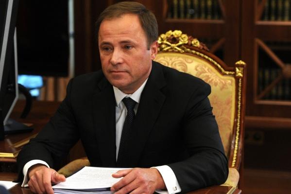 Игорь Комаров приехал обсудить вопросы социально-экономического развития республики