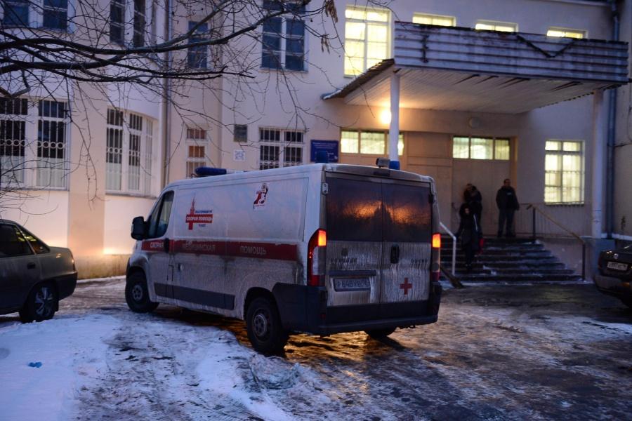 Гражданин  Екатеринбурга избил сотрудника скорой помощи