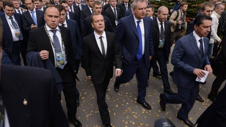 Дмитрий Медведев присвоил двум свердловским городам особый статус
