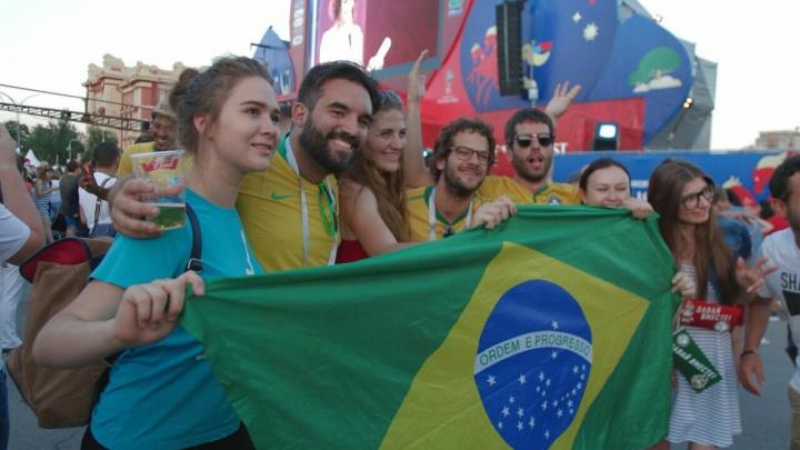 Посольство Бразилии в Ростове: «Ожидаем от пяти до десяти тысяч болельщиков»