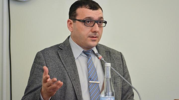 Департамент транспорта Ростова-на-Дону возглавил Христофор Ермашов