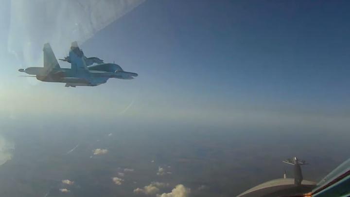 Не удивляйтесь шуму: челябинская авиабаза начала учебные полёты на новых бомбардировщиках