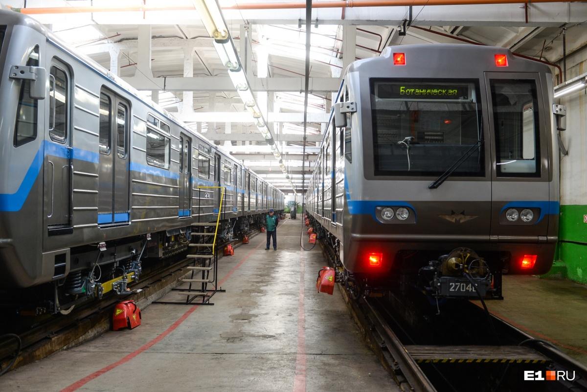 Закупка новых поездов — это недешевое удовольствие. На два состава из Мытищ было потрачено больше 500 миллионов рублей