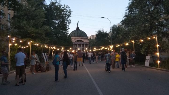 Земля на холсте и облака со смотровой площадки: как прошла «Ночь музеев — 2019» в Волгограде