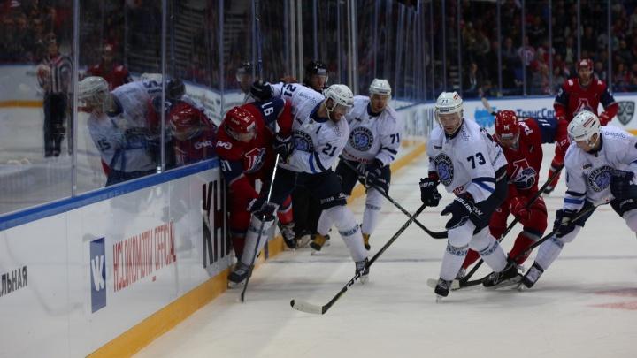 Минское «Динамо» прервало победную серию ярославских хоккеистов