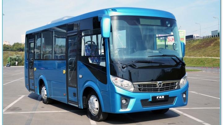 Омичи увидят автобусы и грузовики нового поколения