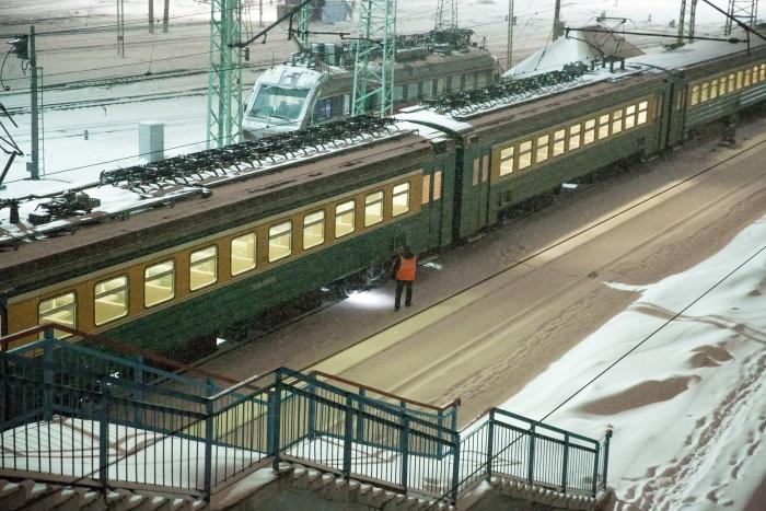 Изменения коснулись поездов  № 55/56  «Енисей», и  № 85/86  «Красный Яр»