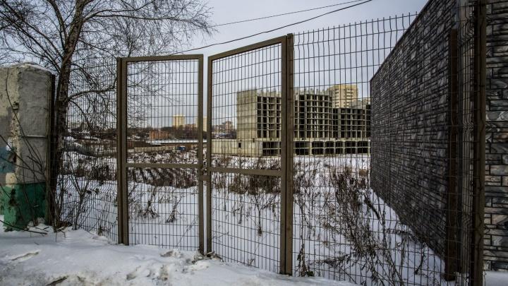 Московский банкрот отдаст долгострой на улице Кошурникова новосибирским строителям