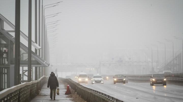 Подвел туман: в Ростовской области трое подростков пострадали в аварии