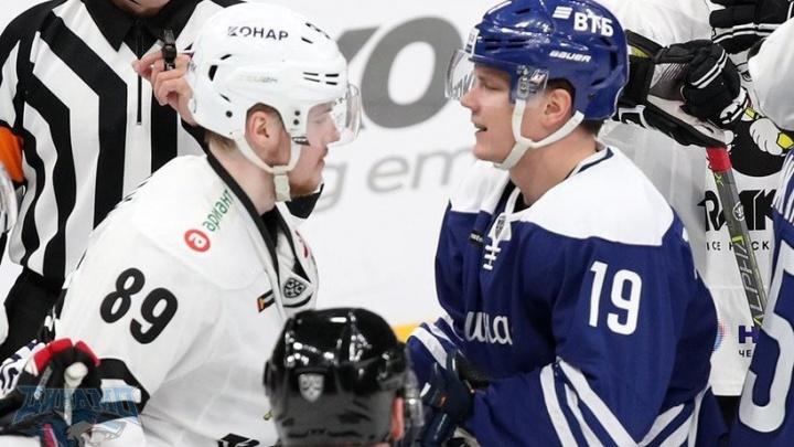 КХЛ перенесла на другую дату выездной матч «Трактора» в Москве
