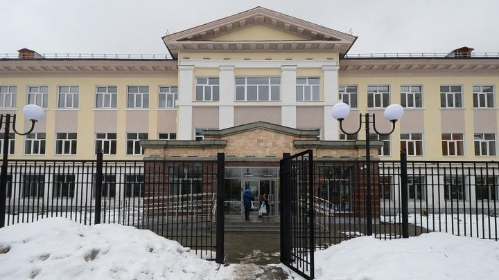 80-летнее здание на Комсомольской переделали под школу: смотрим новую «начинку» бывшего вуза