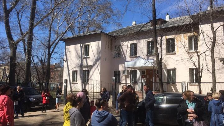 В Самаре эвакуировали районный отдел судебных приставов из-за подозрительного предмета