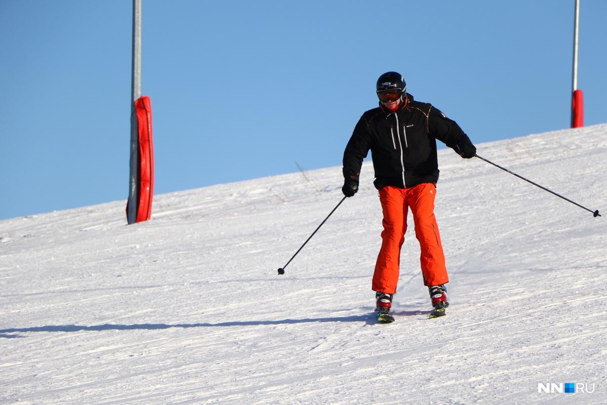 Прокат лыж в Хабарском — от 600 рублей