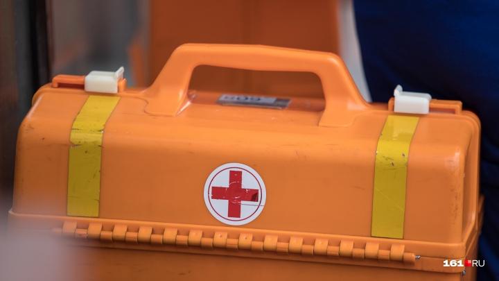 В Ростовской области в аварии с фурой погиб полуторагодовалый малыш