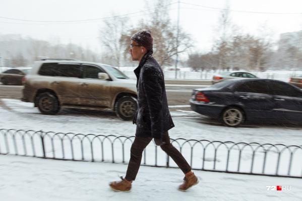 В разы теплее станет в выходные. Если синоптики не ошиблись, в воскресенье будет всего два градуса мороза